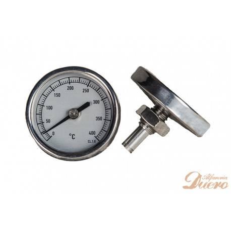 Pirómetro de Temperatura 400ºC CORTO