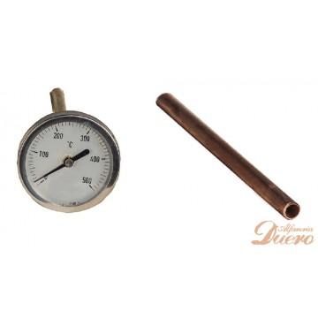 Pirómetro de Temperatura 500ºC 200 mm