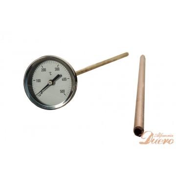 Pirómetro de Temperatura 500ºC 400 mm