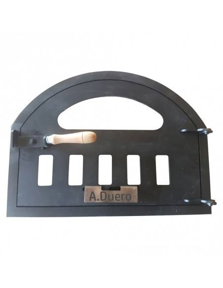Puerta 5mm con cristal ROBAX