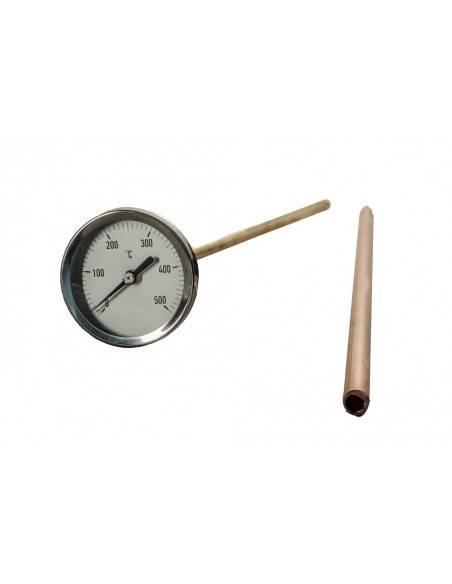 PIROMETRO 500ºC 400mm