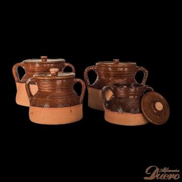 Pucheros de barro artesanos tienda online de hornos de - Pucheros de barro ...