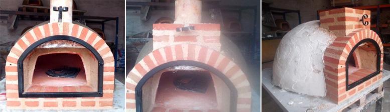 cerramiento de la chimenea y aplicación del impermeabilizante