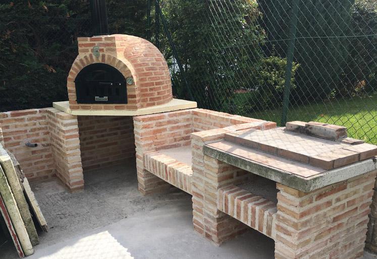 hornos de leña en Chulilla - Valencia