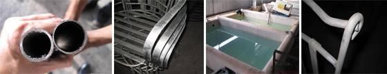 proceso de fabricación de sillas de forja