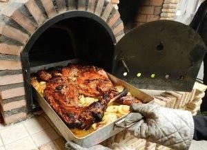 recetas horno de leña