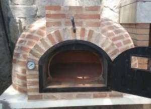 horno de barro para cochinillo