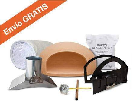 Categoria kits horno de leña