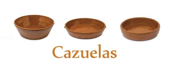 Cazuelas de Barro