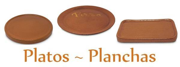 platos de Barro